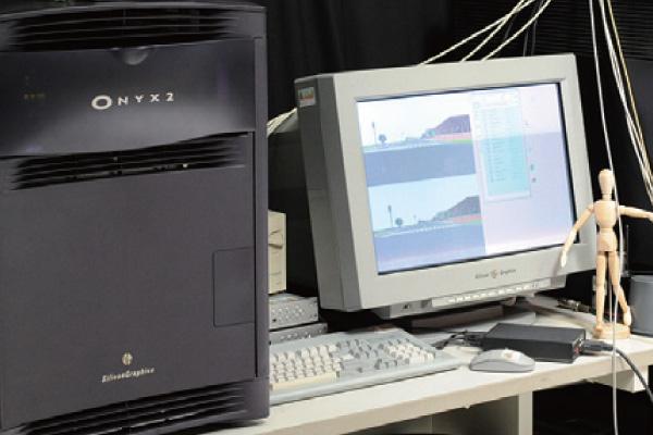 3D-CGスーパーコンピュータOnyx2