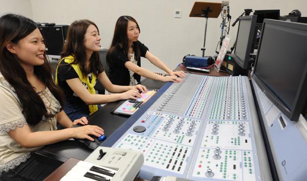 PRO TOOLS HD音響クリエイター体験