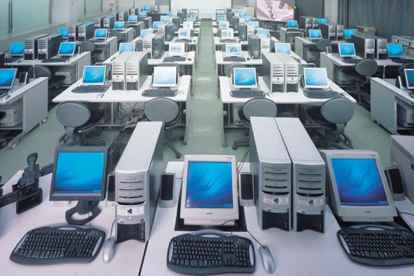 コンピュータ実習設備