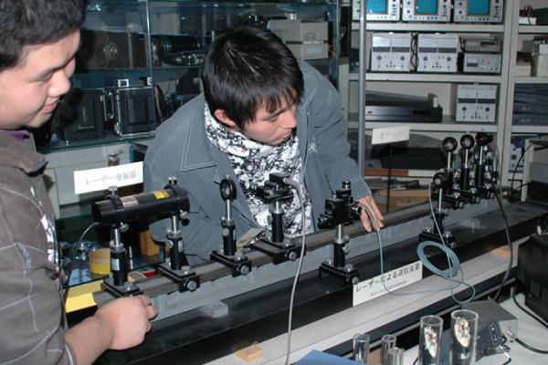 通信実験設備